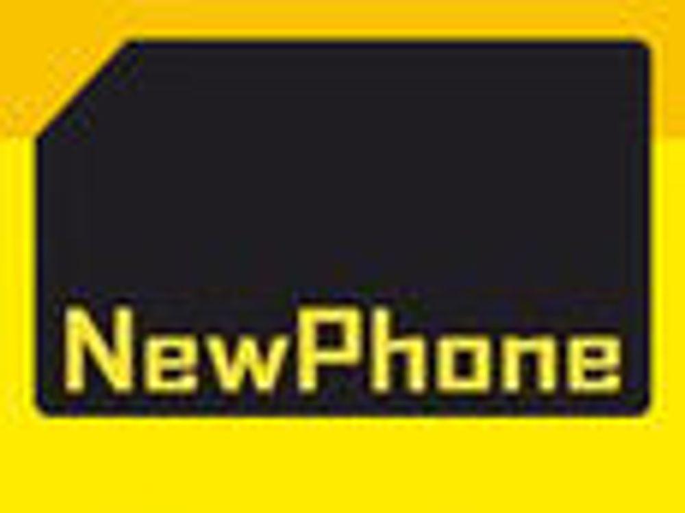 NewPhone i null