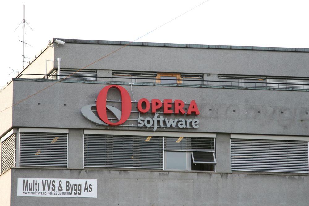 Opera i kraftig framgang