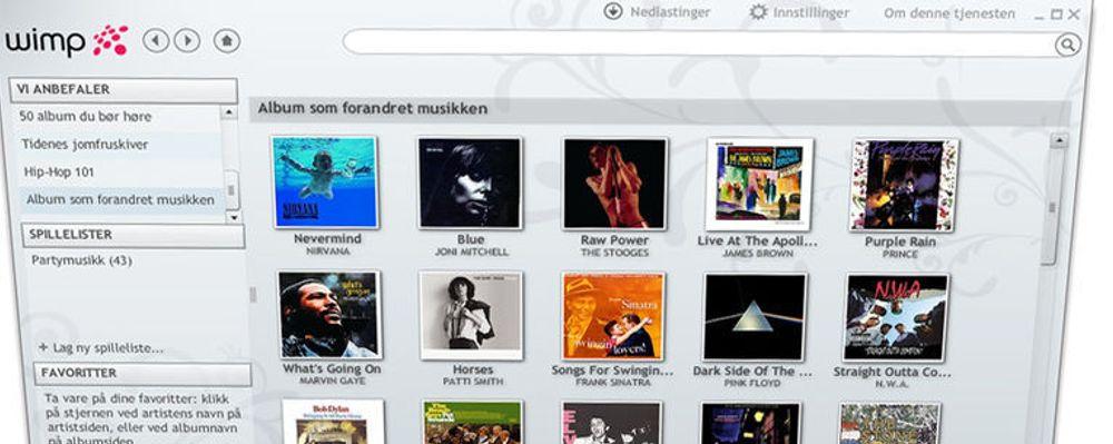 Artister og musikere uten platekontrakt får nå anledning til å gi ut låtene sine digitalt hos Platekompaniet og i streamingtjenesten Wimp.