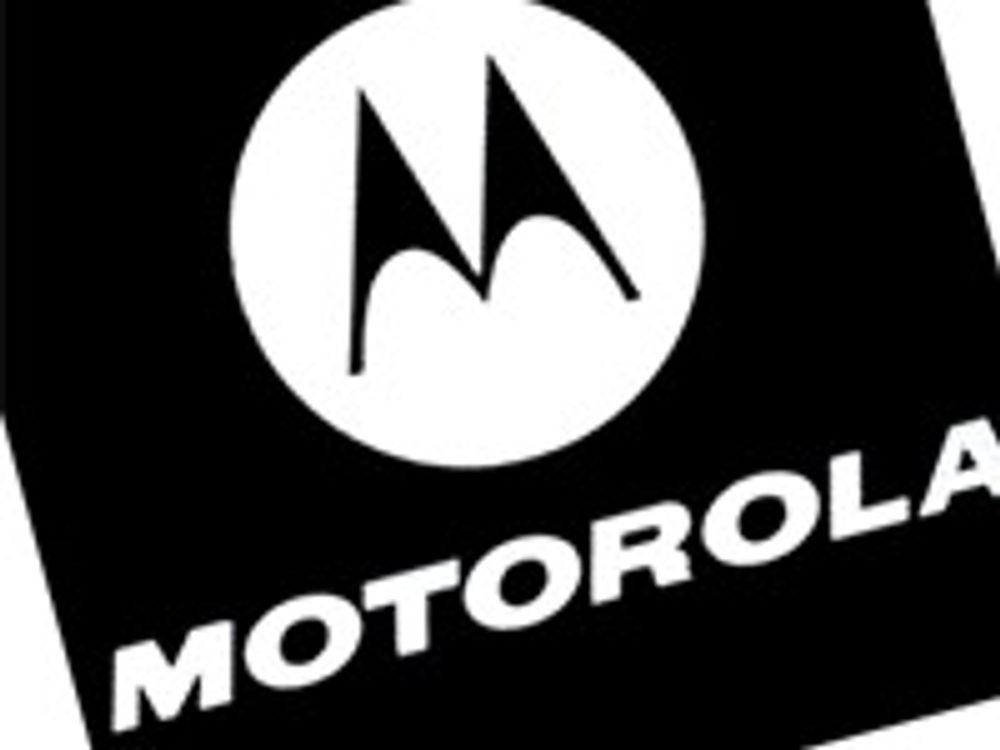 Motorola kan gå i oppløsning