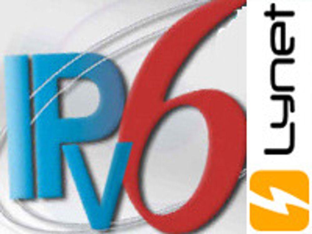 Tilbyr IPv6 til alle fiberkundene