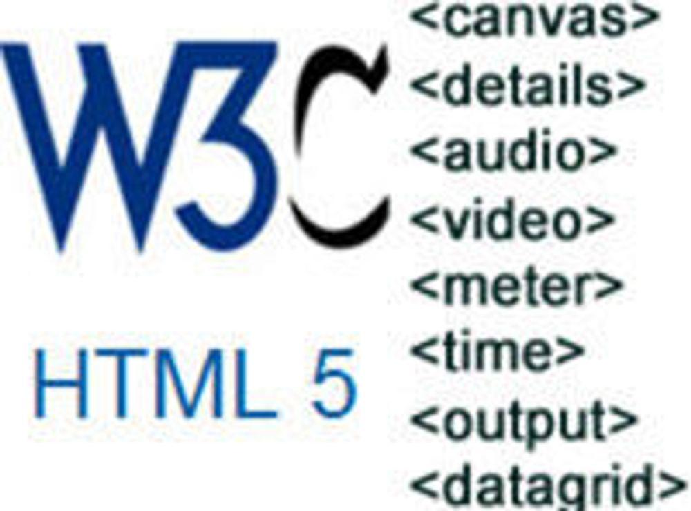 IE9 gjør det best i W3Cs HTML5-test
