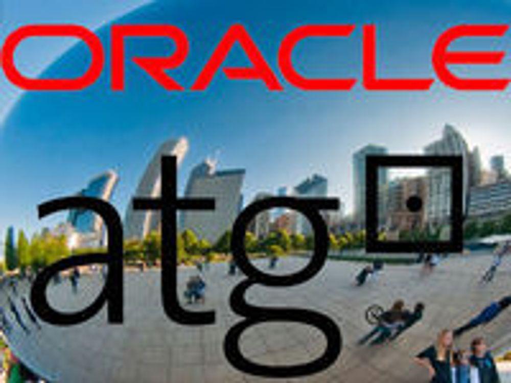 Oracle kjøper spesialist på e-handel