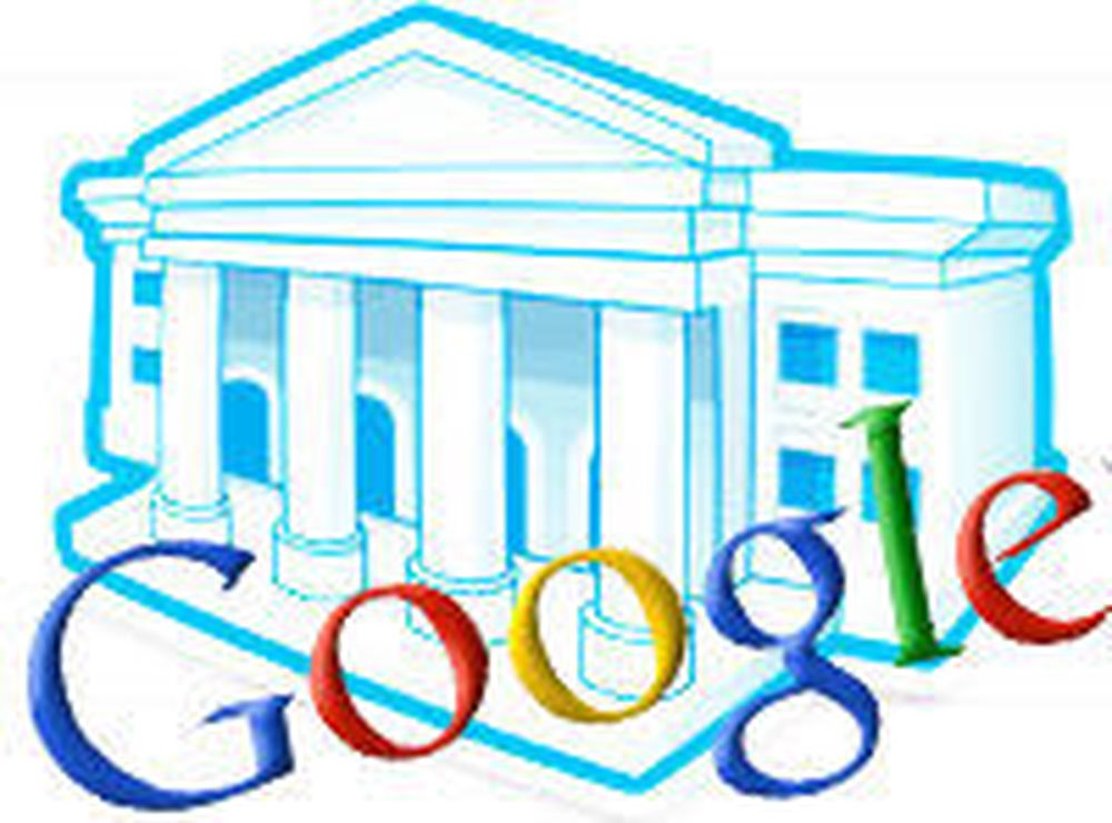 Google saksøker USA