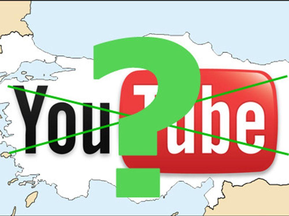 Fare for ny Youtube-blokade i Tyrkia