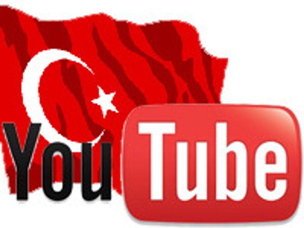 Youtube igjen tilgjengelig i Tyrkia