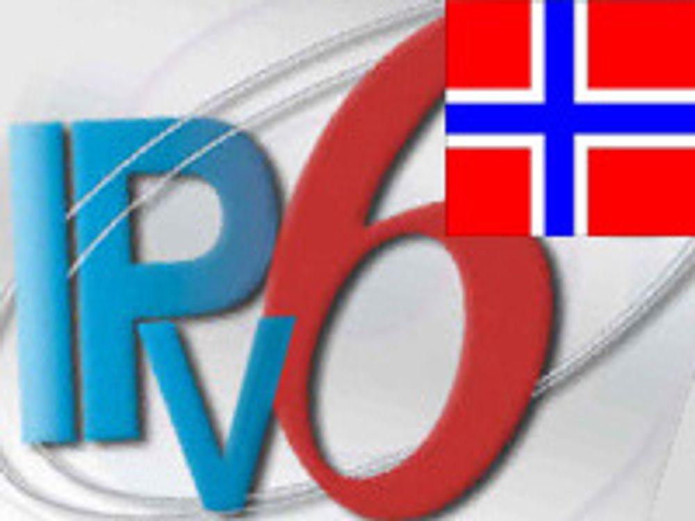 Snart kommer de norske ISP-ene med IPv6