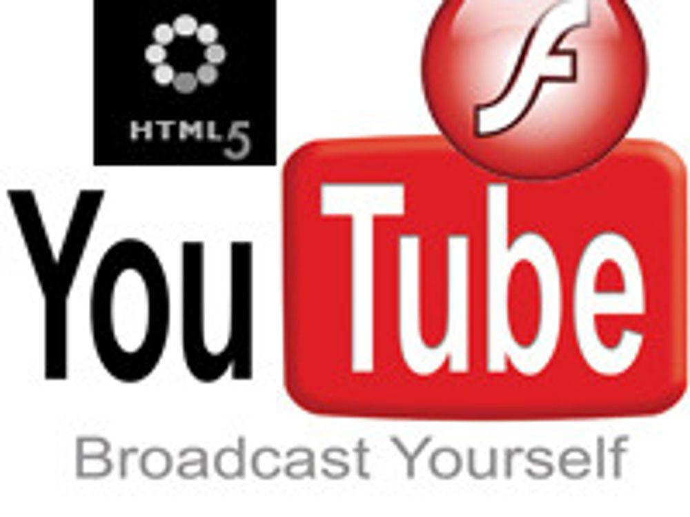 Enorm vekst for HTML5-basert video