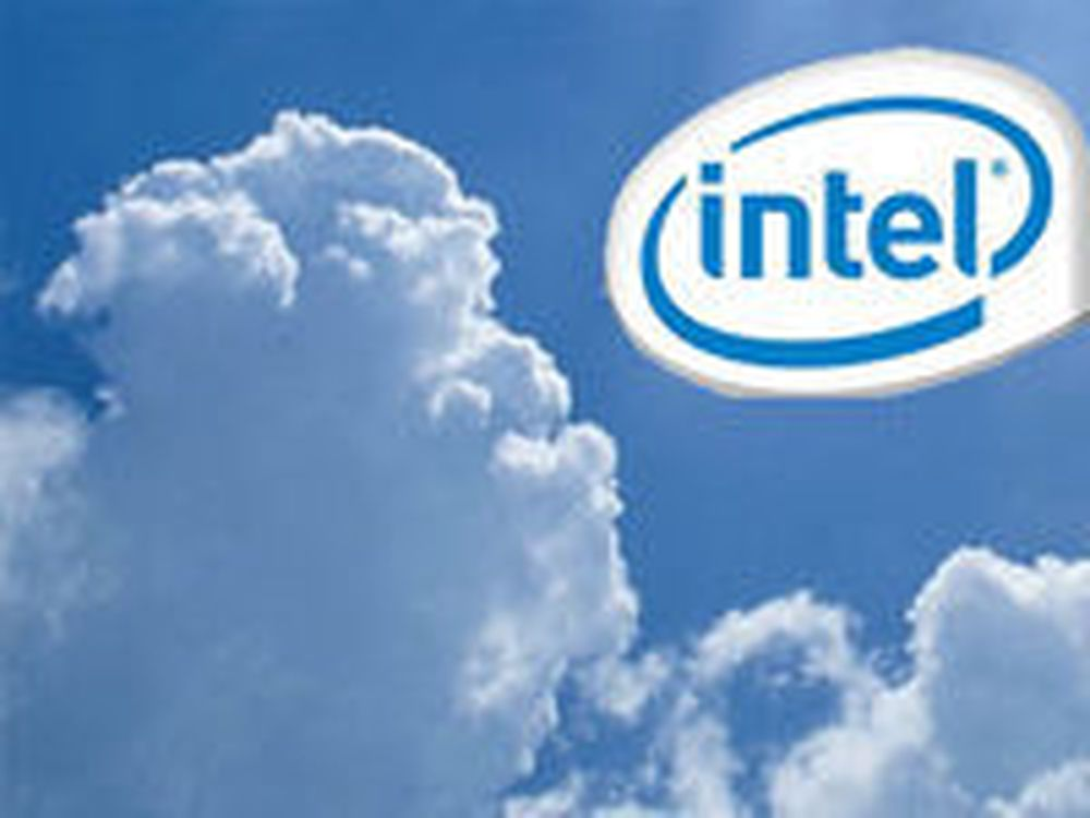 Intel optimaliserer for nettskyen