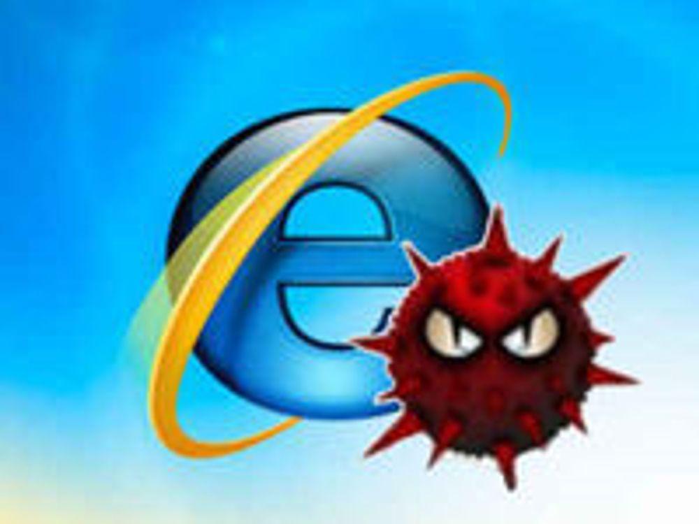 Angrep i gang mot kjent IE7-sårbarhet