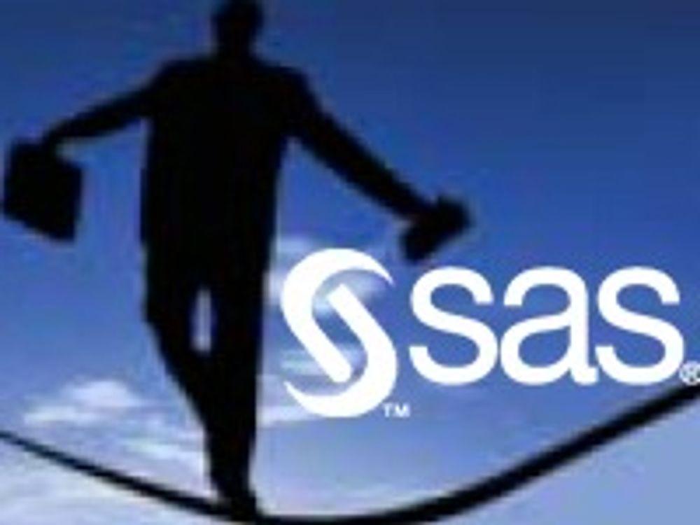 Stabil vekst for SAS Institute