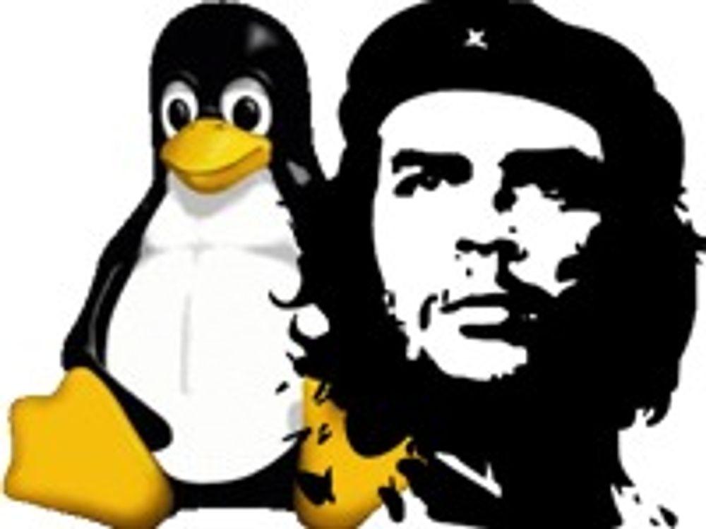Inspirerte Cuba til å lage egen Linux