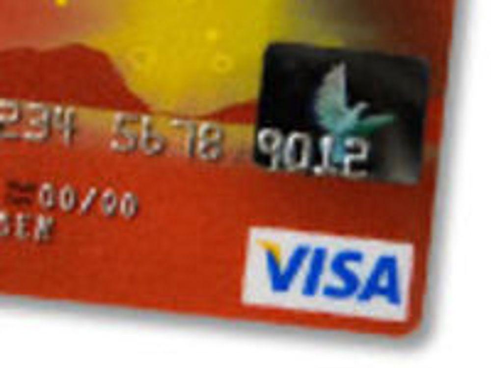 Sperrer 11.000 Visakort