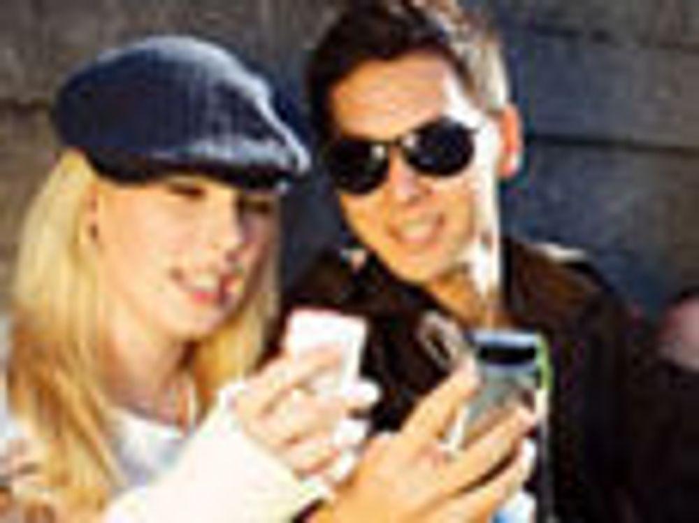 Enorm vekst i antall mobilbrukere
