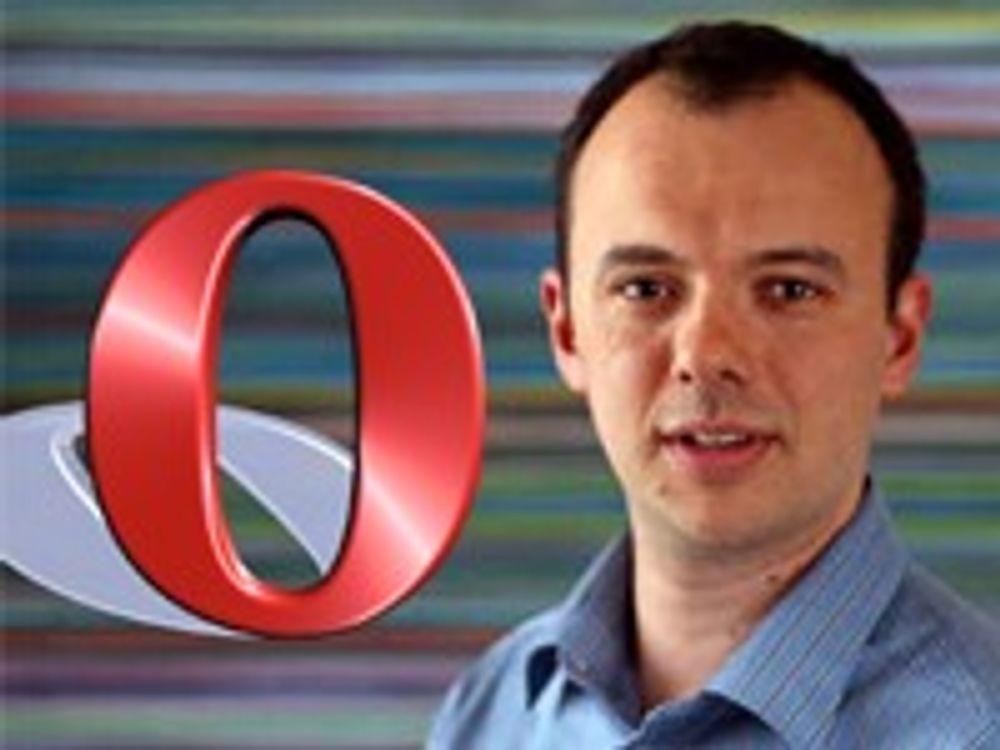 - Opera mini gir rimeligere mobilsurf