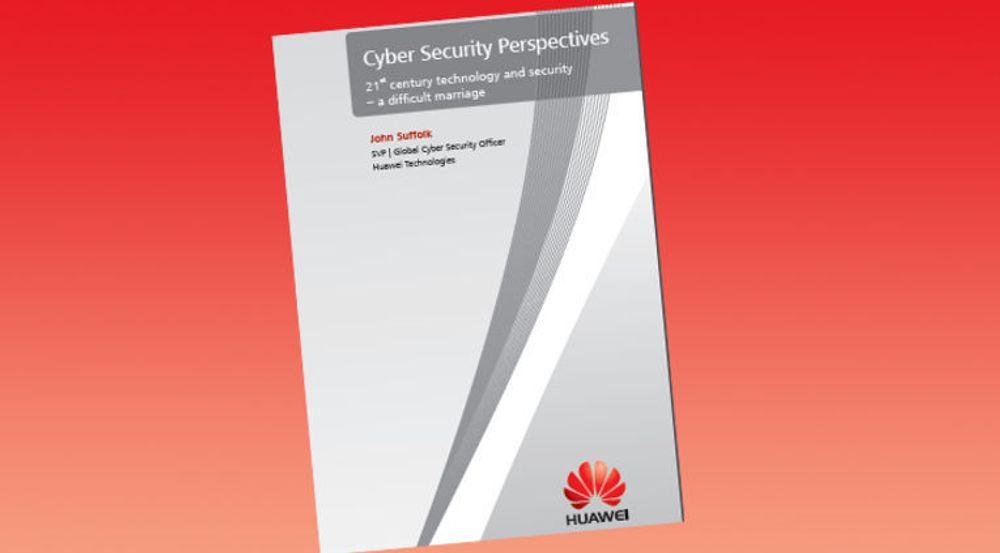 Huaweis utredning om kybersikkerhet inneholder poeng man ikke kommer utenom i den kybersikkerhetspolitiske debatten.