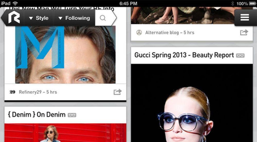 Rockmelt utgis til iPad i dag. Nettleseren lover en annerledes og sosial opplevelse.
