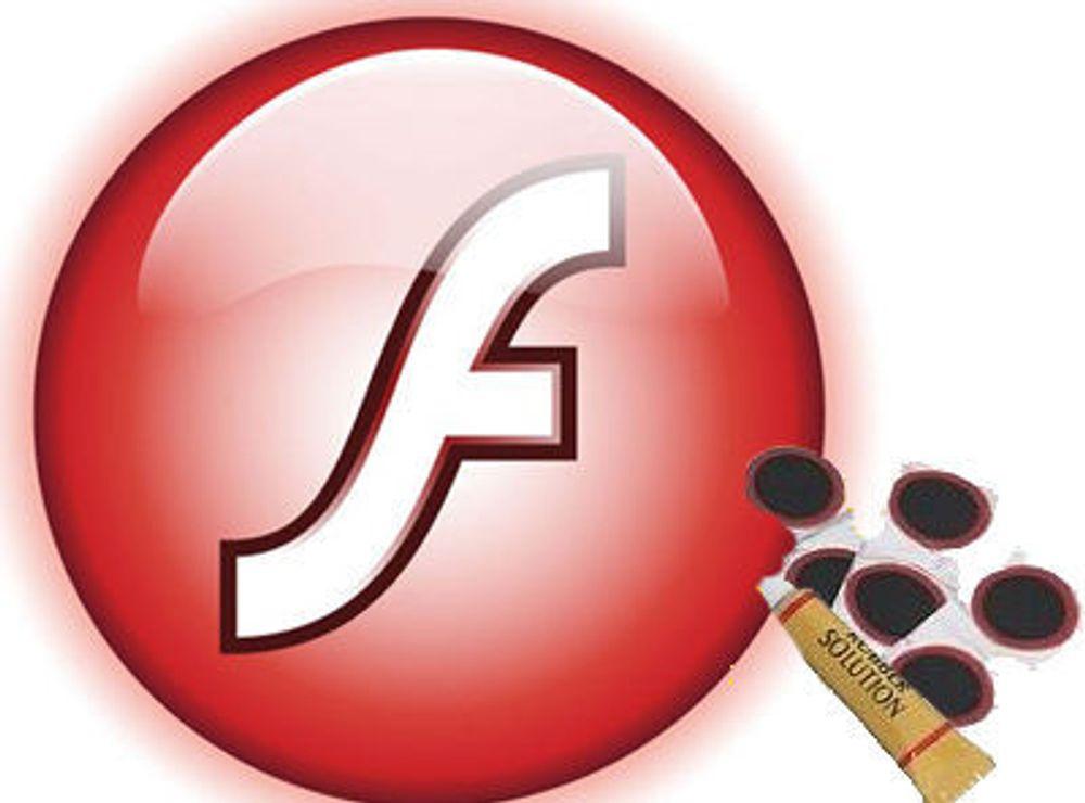 Fjerner 25 kritiske sårbarheter fra Flash