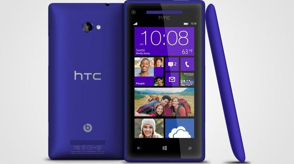 Kanskje er den kommende modellen HTC Windows Phone 8X selskapets beste håp.