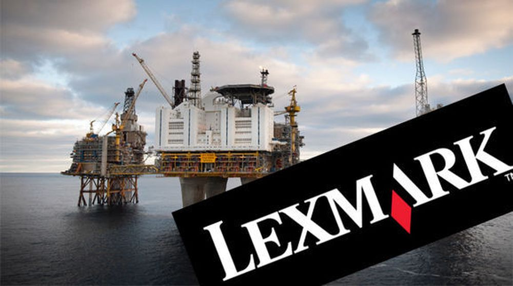 Statoil velger Lexmark