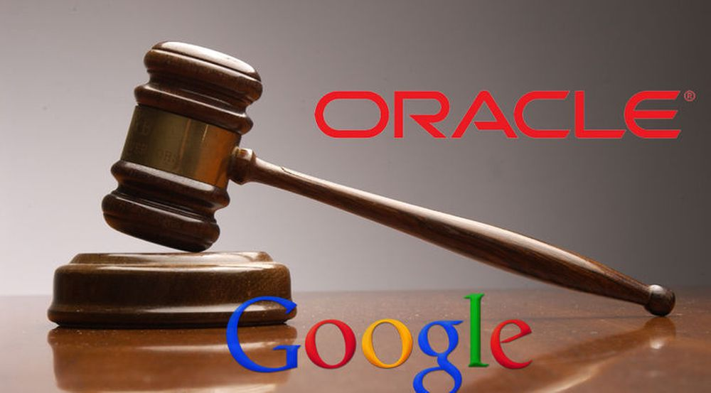 Både Oracle og Google anker