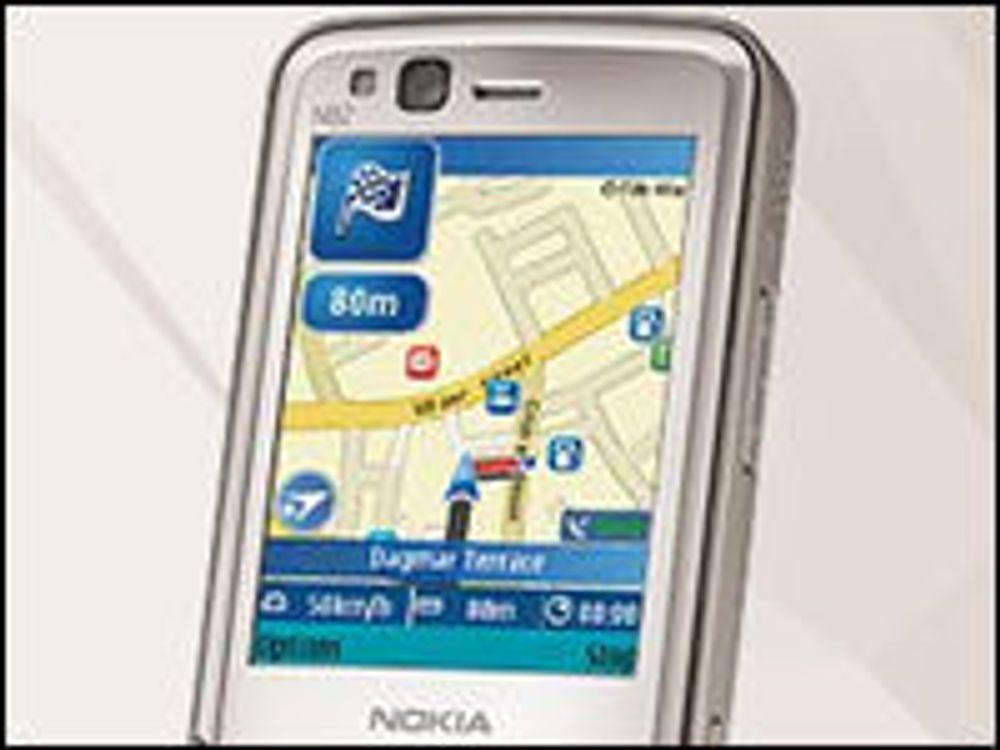 Selger millioner av GPS-mobiler i Europa