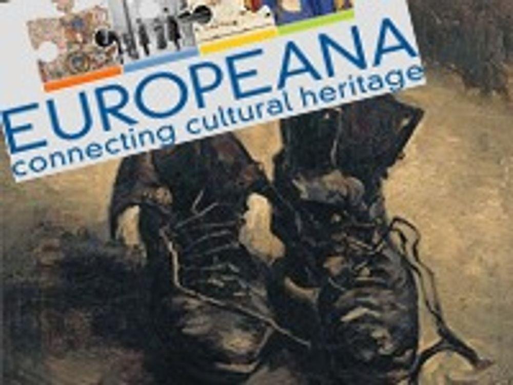 Digitaliserer og legger ut Europas kulturarv