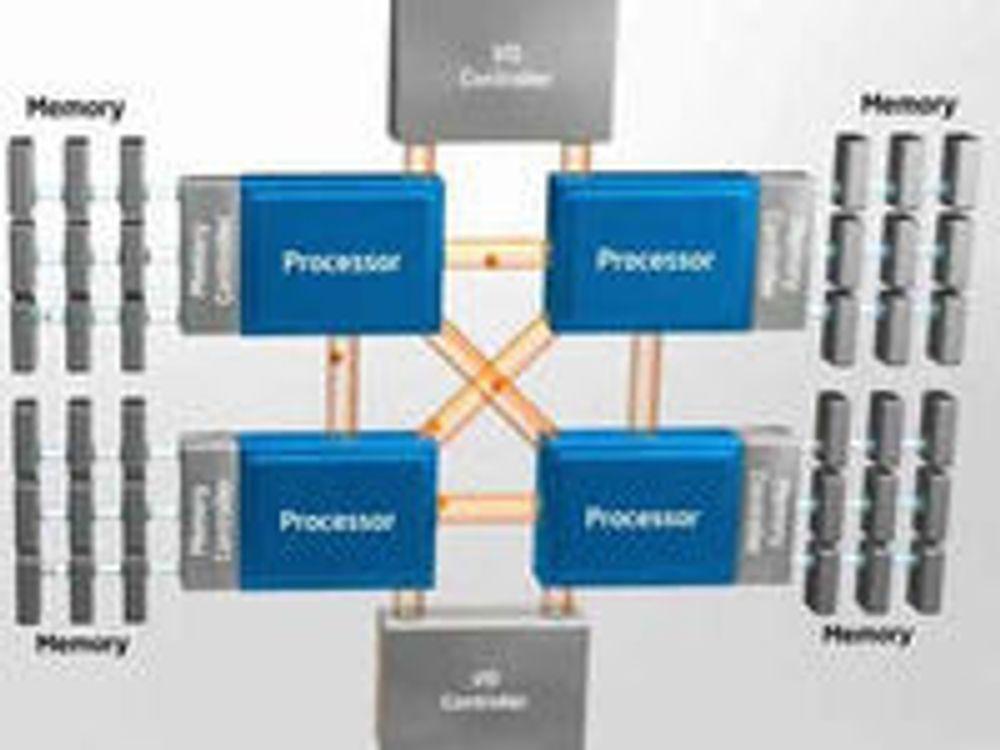 Intel «Nehalem» skal hete «Core»