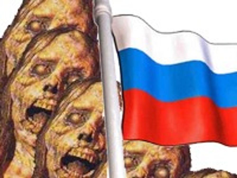 Russisk mafia plantet zombier i USAs politi