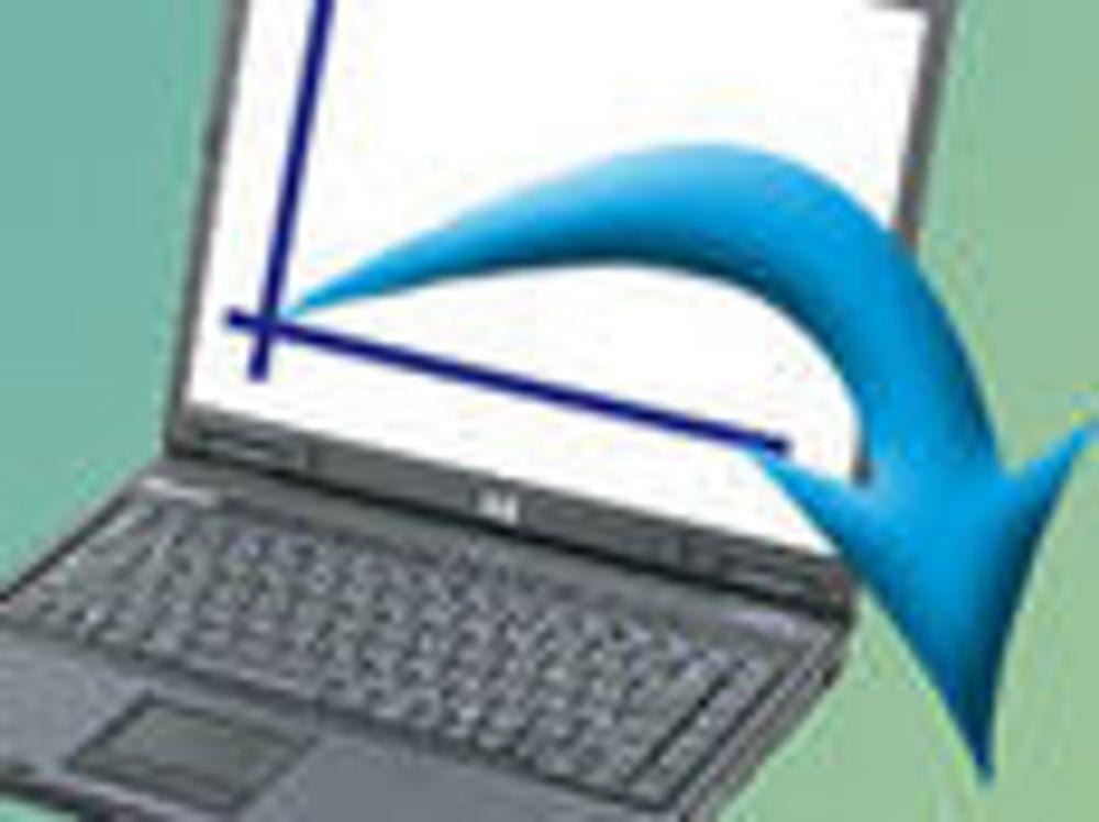Flytt programvaren med et klikk