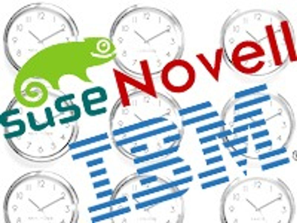 IBM får opp farten på Suse Linux Real Time
