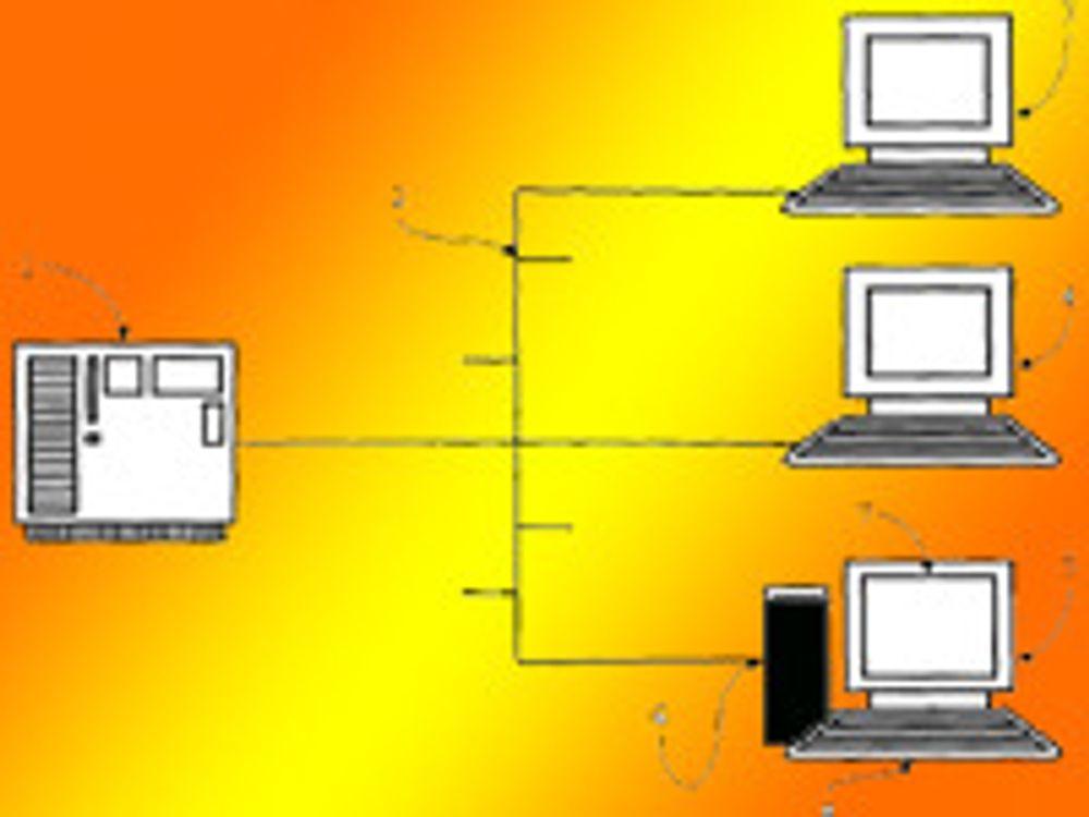 Virtuell arbeidsflate kjører kode lokalt