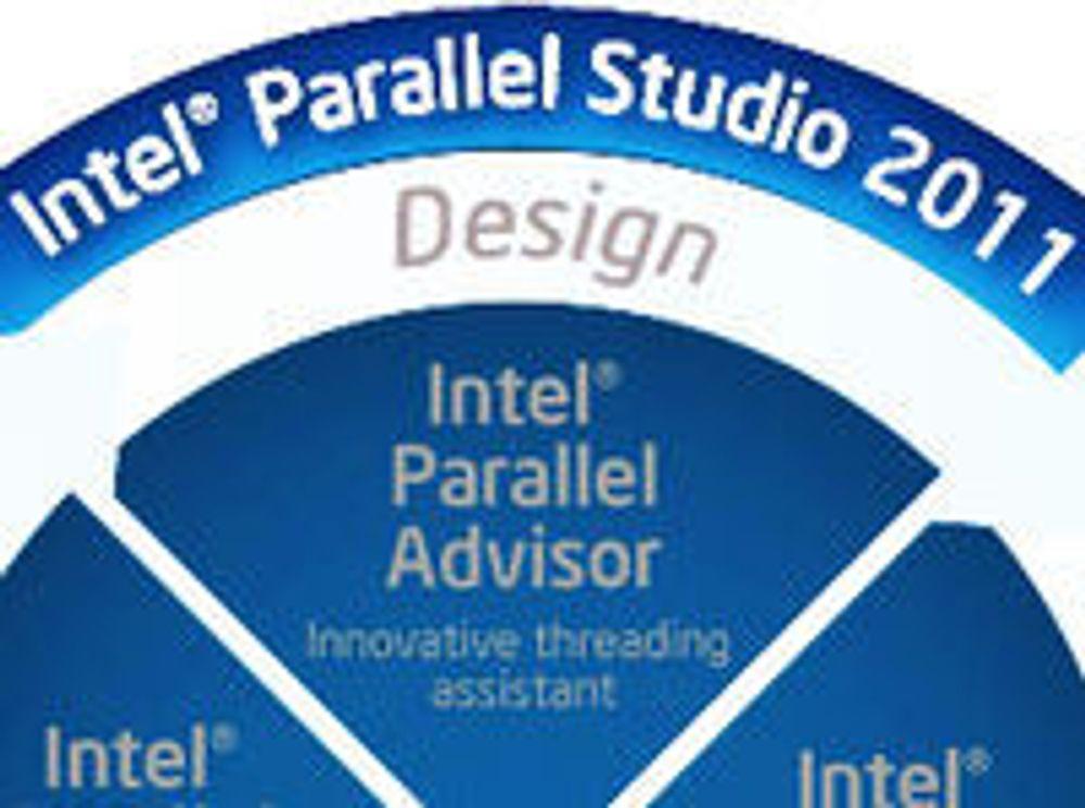 Nye Intel-verktøy for parallell programmering