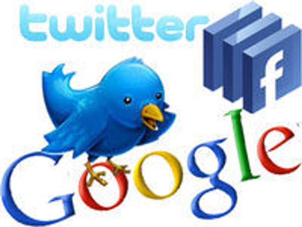 Twitter verdsettes til 8–10 milliarder dollar