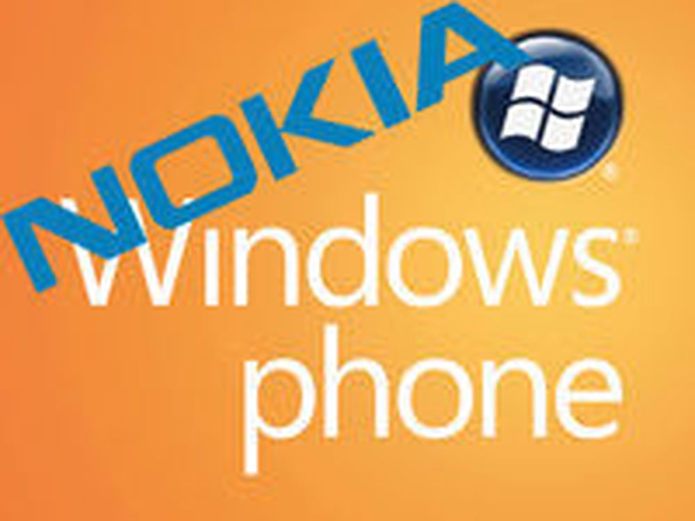 Bekrefter samtaler Nokia-Microsoft