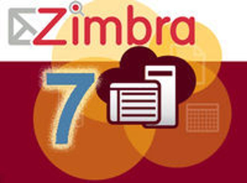 VMware utgir Zimbra 7