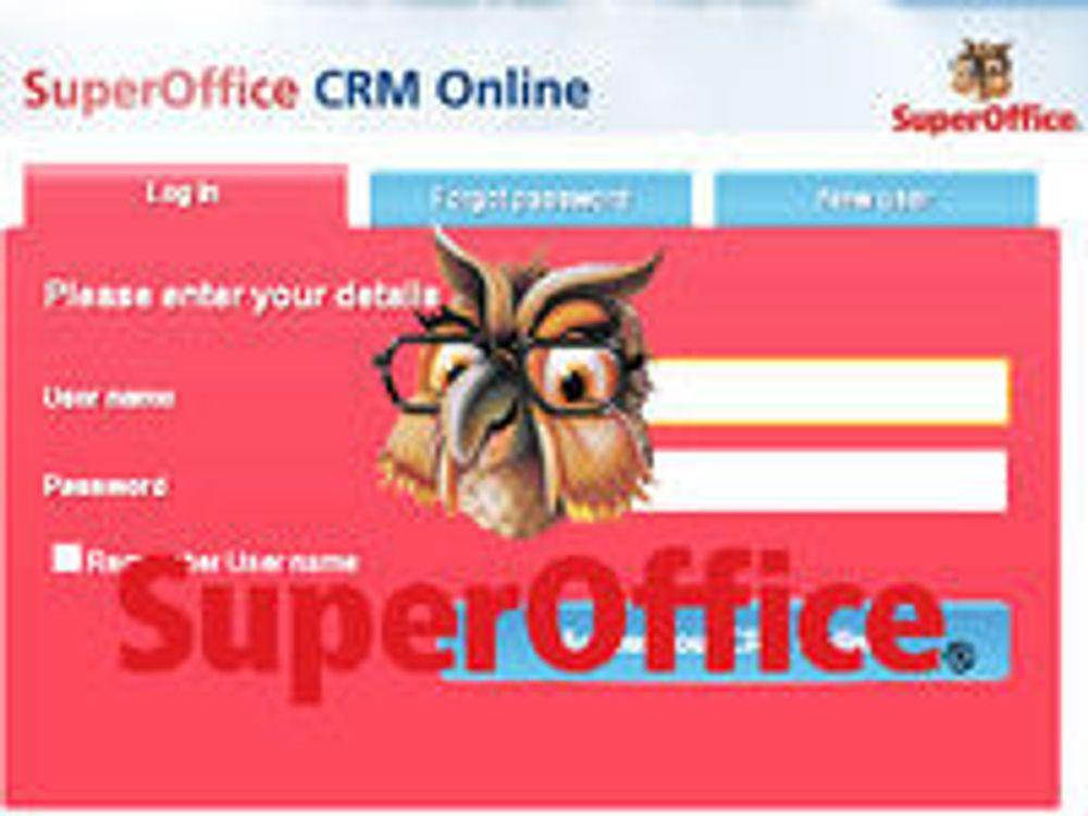 Tilbyr norsk CRM fra nettet