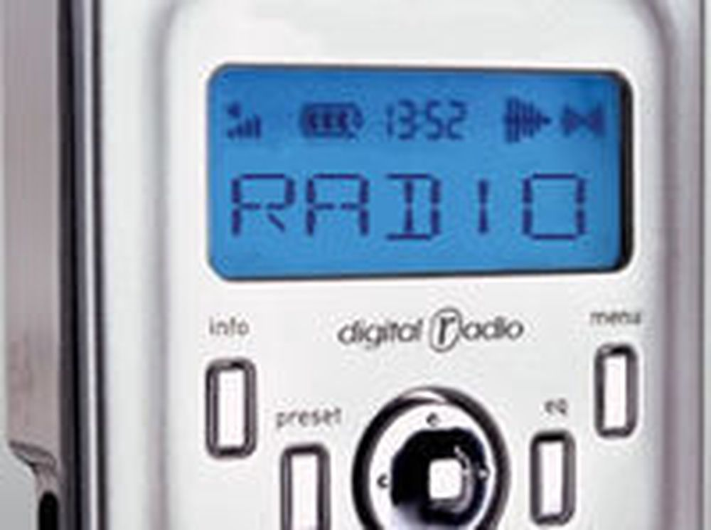 Skrur av FM-båndet