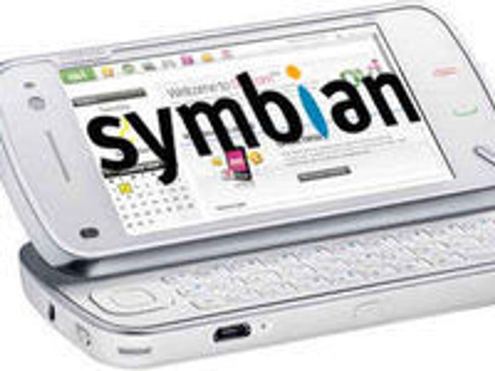 Nokia fikk aksept for å kjøpe hele Symbian