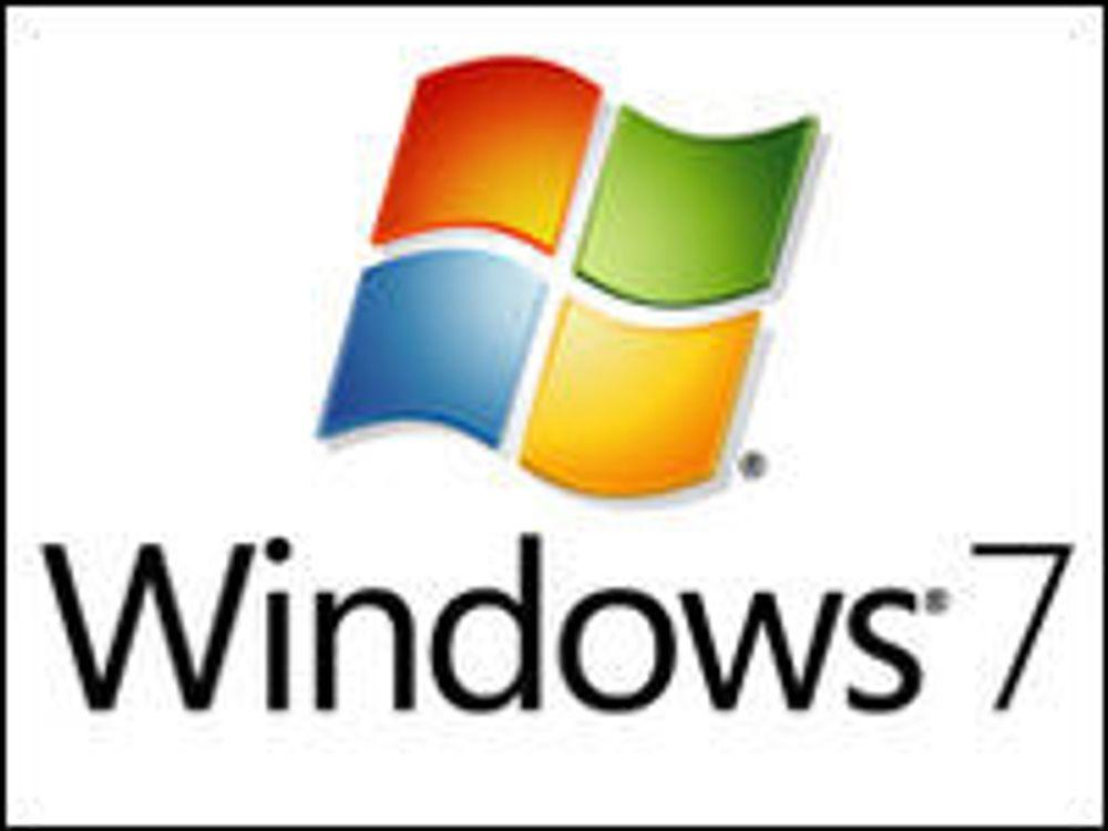 Windows 7-beta blir forsinket julegave