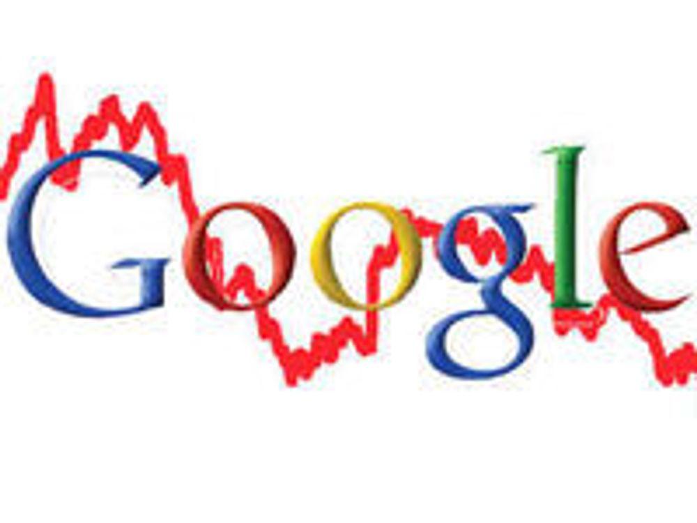 Google strammer inn beltet
