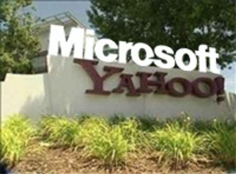 «Fri diktning» om avtale Yahoo-Microsoft