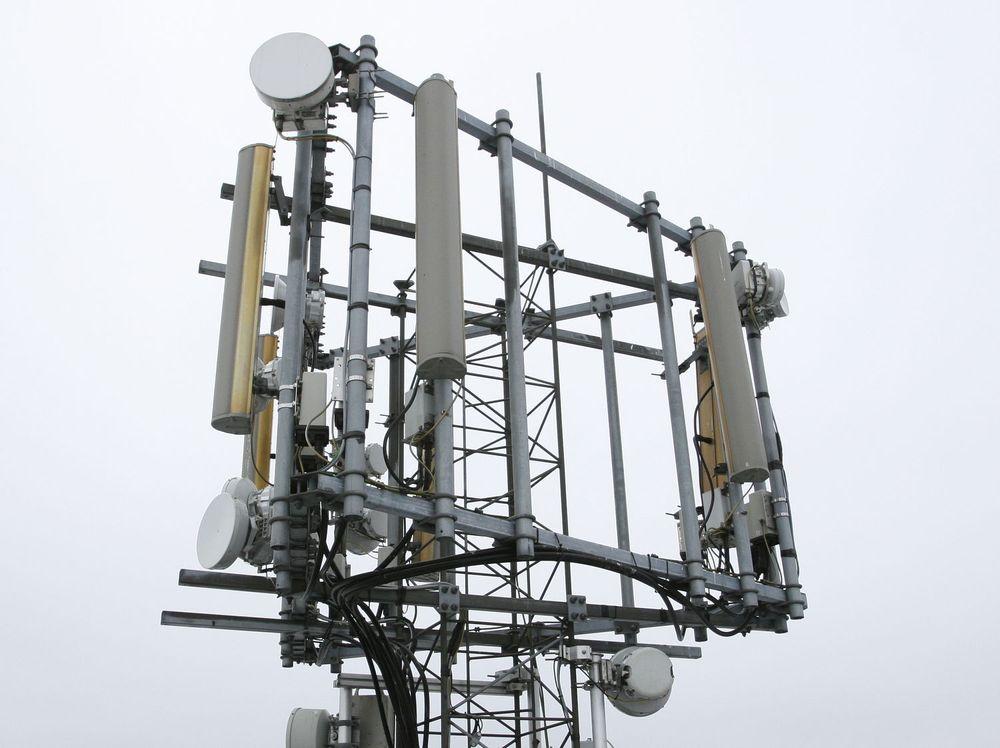 Blokkerer mobiler med støysendere