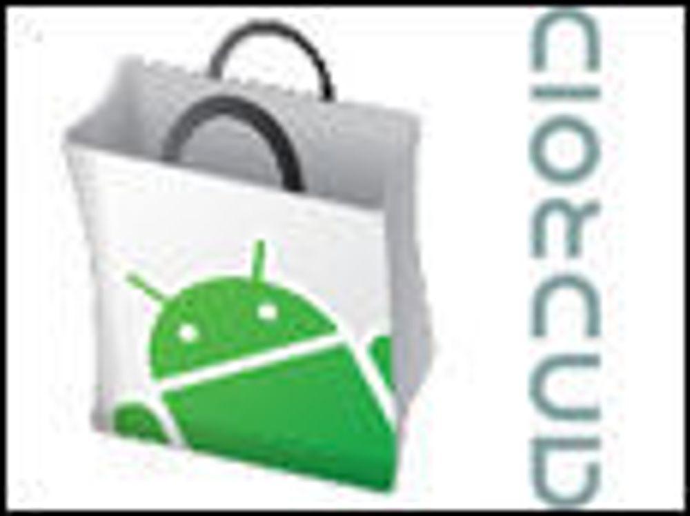 Androids markedsplass har åpnet