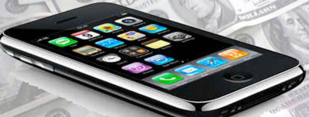 iPhone er nå større enn Sony Ericsson