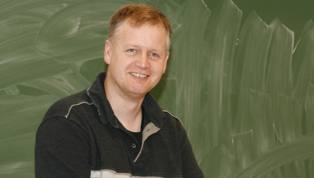 Knut Yrvin er en av ildsjelene bak Skolelinux.
