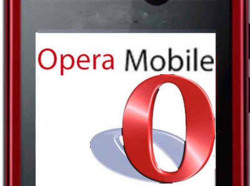 Kjør Opera Mobile på pc-en