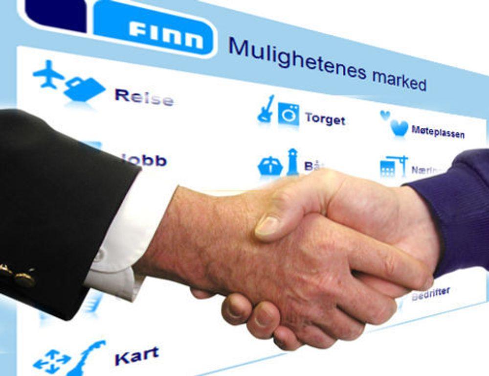 Aftenposten, Finn.no og Wimp gikk ned