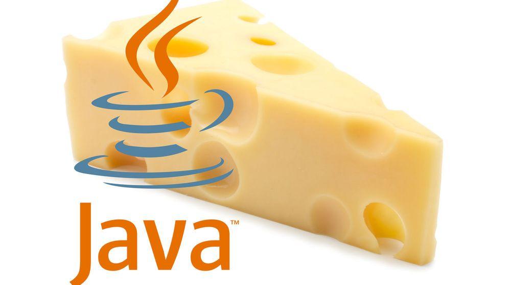 Enkelte mener at Java-plattformen minner stadig mer om en sveitserost - full av hull.