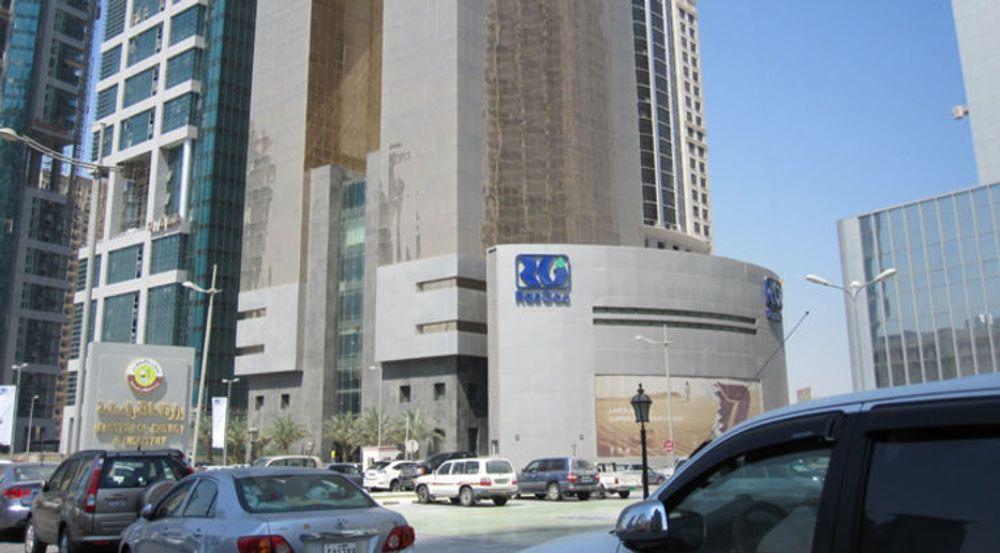 Gasskjempen RasGas i Qatar er det andre store energiselskapet som på kort tid har blitt utsatt for virusangrep. Her fra selskapets hovedkvarter i skyskraperen Al Dana Tower i Doha.